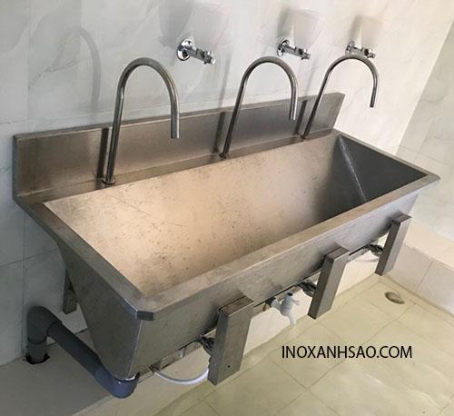 Doanh nghiệp chuyên sản xuất sản phẩm chậu rửa tay inox chất lượng uy tín nhất. 298bebcc67a64c7df4e7